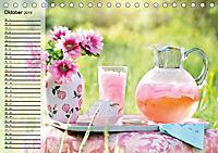 Landhaussommer. Duftiges Stillleben (Tischkalender 2019 DIN A5 quer) - Produktdetailbild 10