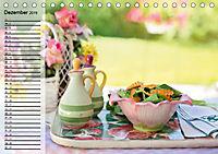 Landhaussommer. Duftiges Stillleben (Tischkalender 2019 DIN A5 quer) - Produktdetailbild 12