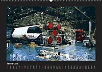 Landing On The Moon Like A Cartoon (Wandkalender 2019 DIN A2 quer) - Produktdetailbild 1
