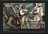 Landing On The Moon Like A Cartoon (Wandkalender 2019 DIN A2 quer) - Produktdetailbild 2