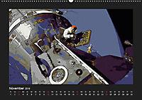 Landing On The Moon Like A Cartoon (Wandkalender 2019 DIN A2 quer) - Produktdetailbild 11
