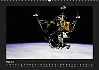 Landing On The Moon Like A Cartoon (Wandkalender 2019 DIN A2 quer) - Produktdetailbild 5