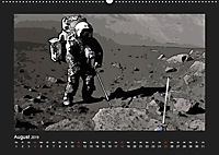 Landing On The Moon Like A Cartoon (Wandkalender 2019 DIN A2 quer) - Produktdetailbild 8