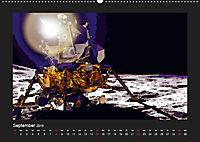 Landing On The Moon Like A Cartoon (Wandkalender 2019 DIN A2 quer) - Produktdetailbild 9