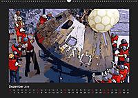 Landing On The Moon Like A Cartoon (Wandkalender 2019 DIN A2 quer) - Produktdetailbild 12