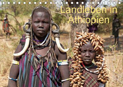 Landleben in Äthiopien (Tischkalender 2019 DIN A5 quer), Dr. Willy Brüchle, Willy Brüchle