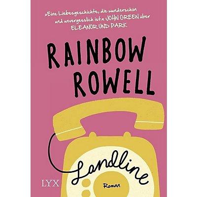 Landline Buch Von Rainbow Rowell Portofrei Bestellen Weltbildde