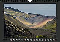 Landmannalaugur und weitere Highlights in Islands Hochland (Wandkalender 2019 DIN A4 quer) - Produktdetailbild 6