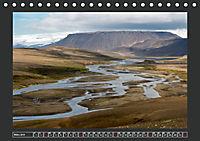 Landmannalaugur und weitere Highlights in Islands Hochland (Tischkalender 2019 DIN A5 quer) - Produktdetailbild 3