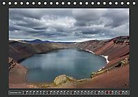 Landmannalaugur und weitere Highlights in Islands Hochland (Tischkalender 2019 DIN A5 quer) - Produktdetailbild 12