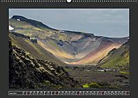 Landmannalaugur und weitere Highlights in Islands Hochland (Wandkalender 2019 DIN A2 quer) - Produktdetailbild 6