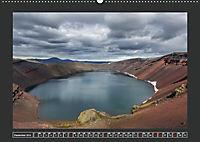Landmannalaugur und weitere Highlights in Islands Hochland (Wandkalender 2019 DIN A2 quer) - Produktdetailbild 12