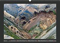 Landmannalaugur und weitere Highlights in Islands Hochland (Wandkalender 2019 DIN A3 quer) - Produktdetailbild 5