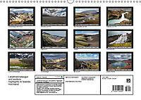 Landmannalaugur und weitere Highlights in Islands Hochland (Wandkalender 2019 DIN A3 quer) - Produktdetailbild 13