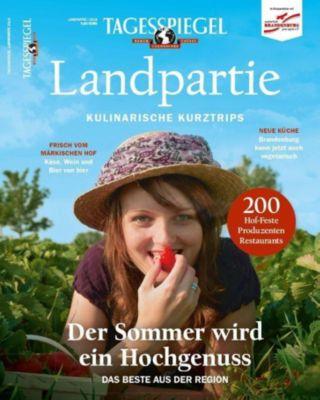 Landpartie - Verlag Der Tagesspiegel GmbH |