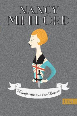 Landpartie mit drei Damen - Nancy Mitford |