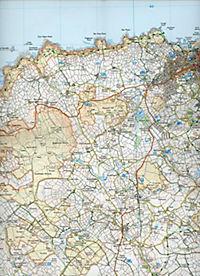 Land's End, Penzance and St Ives 1 : 25 000 - Produktdetailbild 2