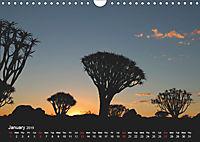 Landscapes of Namibia / UK-Version (Wall Calendar 2019 DIN A4 Landscape) - Produktdetailbild 1