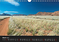 Landscapes of Namibia / UK-Version (Wall Calendar 2019 DIN A4 Landscape) - Produktdetailbild 3