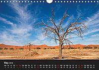 Landscapes of Namibia / UK-Version (Wall Calendar 2019 DIN A4 Landscape) - Produktdetailbild 5