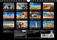 Landscapes of Namibia / UK-Version (Wall Calendar 2019 DIN A4 Landscape) - Produktdetailbild 13