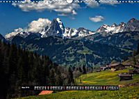Landscapes of Swiss Alps (Wall Calendar 2019 DIN A3 Landscape) - Produktdetailbild 5