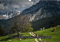 Landscapes of Swiss Alps (Wall Calendar 2019 DIN A3 Landscape) - Produktdetailbild 2