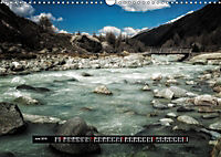 Landscapes of Swiss Alps (Wall Calendar 2019 DIN A3 Landscape) - Produktdetailbild 6