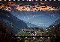Landscapes of Swiss Alps (Wall Calendar 2019 DIN A3 Landscape) - Produktdetailbild 10