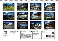 Landscapes of Swiss Alps (Wall Calendar 2019 DIN A3 Landscape) - Produktdetailbild 13
