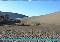 Landschaften in Chinas Nordwesten (Wandkalender 2019 DIN A2 quer) - Produktdetailbild 10