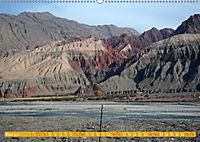 Landschaften in Chinas Nordwesten (Wandkalender 2019 DIN A2 quer) - Produktdetailbild 3