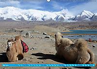 Landschaften in Chinas Nordwesten (Wandkalender 2019 DIN A2 quer) - Produktdetailbild 5