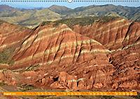 Landschaften in Chinas Nordwesten (Wandkalender 2019 DIN A2 quer) - Produktdetailbild 8