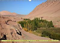 Landschaften in Chinas Nordwesten (Wandkalender 2019 DIN A3 quer) - Produktdetailbild 2
