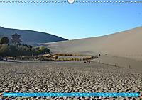 Landschaften in Chinas Nordwesten (Wandkalender 2019 DIN A3 quer) - Produktdetailbild 10