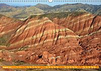 Landschaften in Chinas Nordwesten (Wandkalender 2019 DIN A3 quer) - Produktdetailbild 8