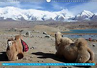 Landschaften in Chinas Nordwesten (Wandkalender 2019 DIN A3 quer) - Produktdetailbild 5