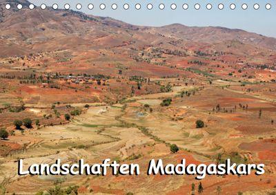 Landschaften Madagaskars (Tischkalender 2019 DIN A5 quer), Willy Brüchle