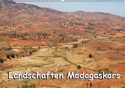 Landschaften Madagaskars (Wandkalender 2019 DIN A2 quer), Willy Brüchle