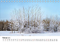 Landschaften und Vögel (Tischkalender 2019 DIN A5 quer) - Produktdetailbild 6