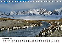 Landschaften und Vögel (Tischkalender 2019 DIN A5 quer) - Produktdetailbild 8