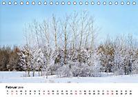Landschaften und Vögel (Tischkalender 2019 DIN A5 quer) - Produktdetailbild 2