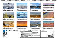 Landschaften und Vögel (Wandkalender 2019 DIN A2 quer) - Produktdetailbild 13