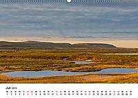 Landschaften und Vögel (Wandkalender 2019 DIN A2 quer) - Produktdetailbild 7