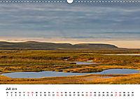 Landschaften und Vögel (Wandkalender 2019 DIN A3 quer) - Produktdetailbild 7