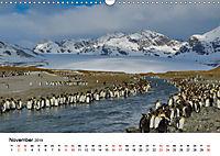 Landschaften und Vögel (Wandkalender 2019 DIN A3 quer) - Produktdetailbild 11