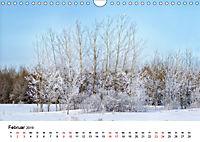 Landschaften und Vögel (Wandkalender 2019 DIN A4 quer) - Produktdetailbild 2