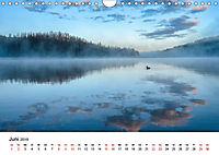 Landschaften und Vögel (Wandkalender 2019 DIN A4 quer) - Produktdetailbild 6