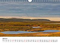 Landschaften und Vögel (Wandkalender 2019 DIN A4 quer) - Produktdetailbild 7